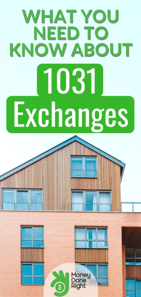 1031 Exchange Rules California 2021