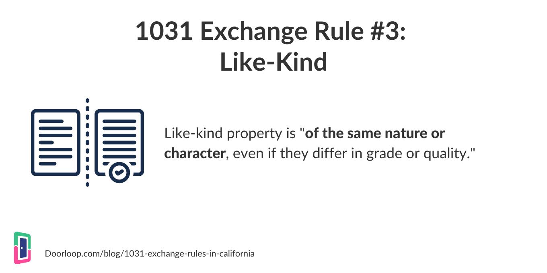 1031 Exchange Same Taxpayer Rule Partnership